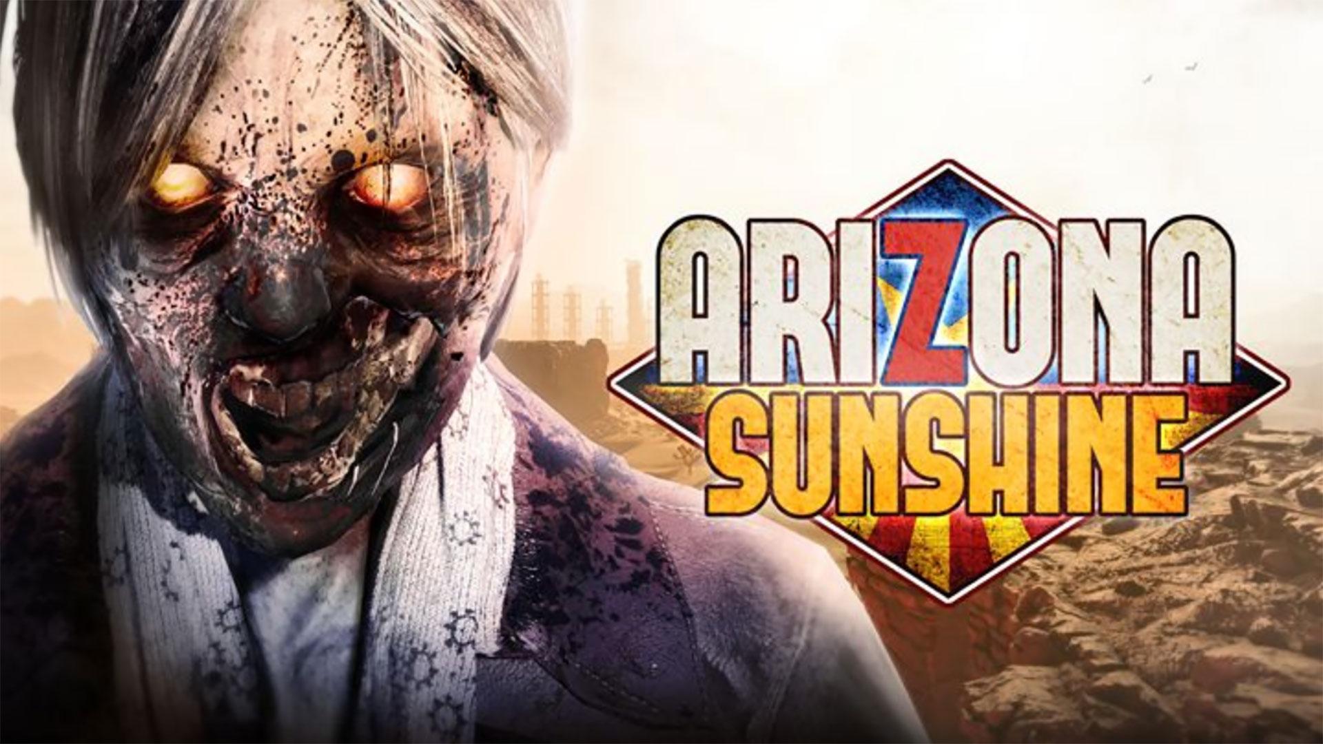 <span>Arizona Sunshine</span>